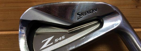 【ゴルフ買取王 菰野店】SRIXON Z545 × FUJIKURA MCI-100(S) !!