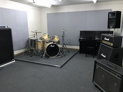 名張本店音楽スタジオ