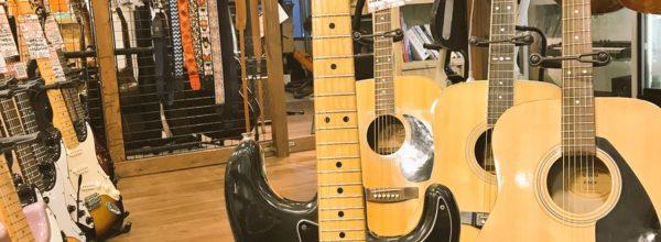 【名張本店楽器】ヴィンテージ!!フェンダー76年製ストラトキャスター入荷しました!