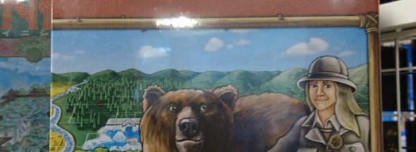 【名張本店】私が今、2階においてあるボドゲで気になっているのは、 ダントツで「クマ牧場」です。