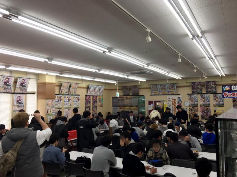【カードボックス津店】2/25(日)デュエマCS参加者107名!ありがとうございます!