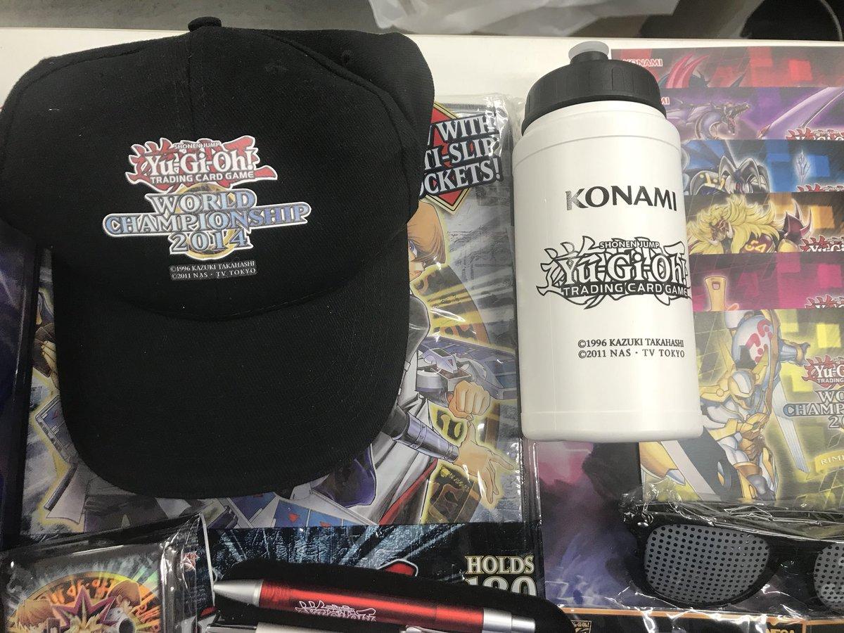 【カードボックス日本橋店】遊戯王世界大会参加者に配られた賞品が入荷しました!